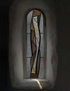 ויטראז' דרמטי במבנה יחודי