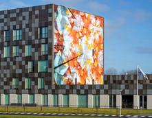 05- מבנה סיעודי באוניברסיטה בהולנד