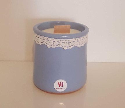Petit Pot de yaourt recyclé