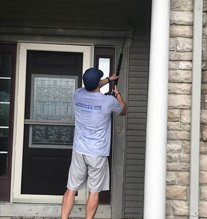 exterior mold removal
