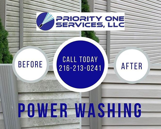 Power washing logo