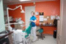 Alfa Dentaria kliinik Kadriorus Dr Maria Hoffström