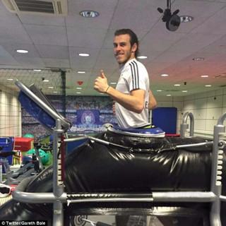 Gareth Bale -Wales and Real Madrid Footballer