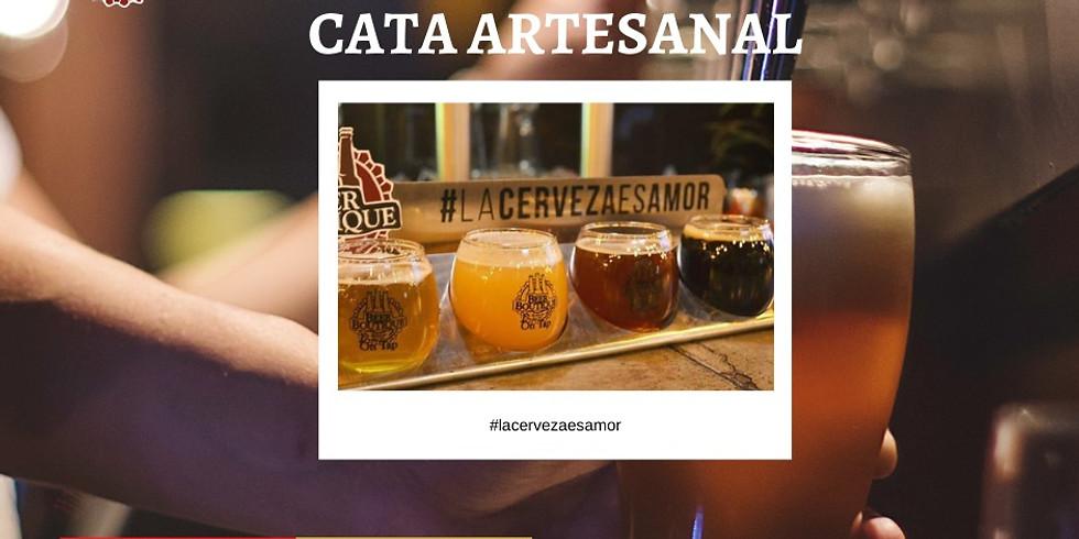"""""""Taller y Cata """"Introducción a la Cerveza"""""""