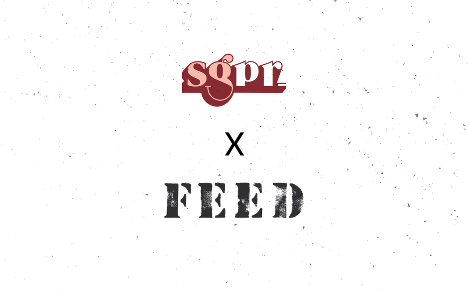 SGPR x FEED Proposal