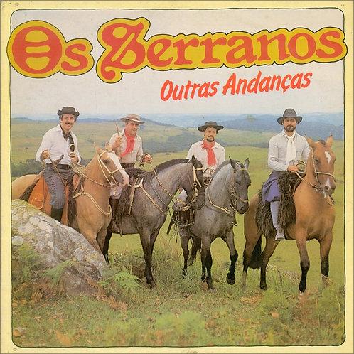 CD Outras Andanças (1985)