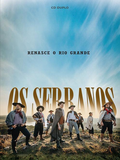 CD duplo - Renasce o Rio Grande (2020)
