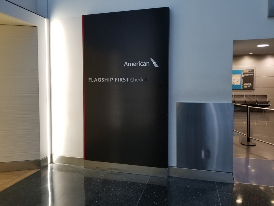 AA Flagship Check In + Dining @ JFK: The Redefinition of AA