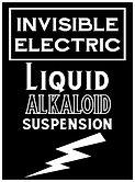 Invisible Electric - Premium Alkaloid Suspension