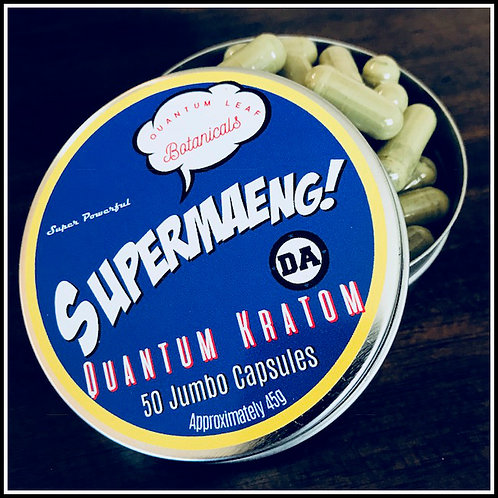 Jumbo Capsules - Super Maeng Da