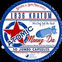 Atomic Maeng Da - formerly Supermaeng Da - An Explosive Blend of Every Maeng Da!