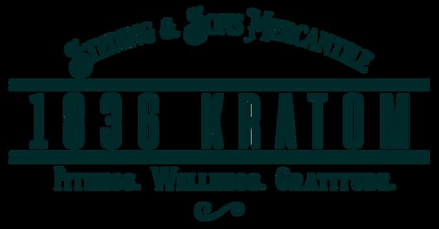 1836 Logo - Fitness Wellness Gratitude -