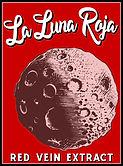 La Luna Roja - Premium Red Vein Extract