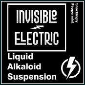 Invisible Electric - A powerful alkaloid suspension! 100mg of mitragynine per 15ml. Compare to Green and White Vein Kratom. Peppermint Flavor.