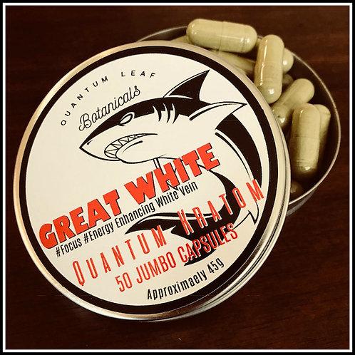Jumbo Capsule - Great White