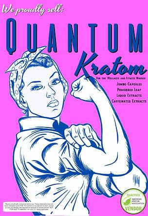 Rosie Quantum Fitness Poster