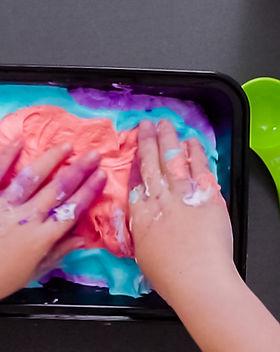 Hands on Slime