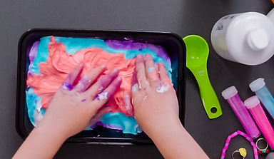 Hands on Slime