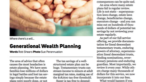 Generational Wealth Planning
