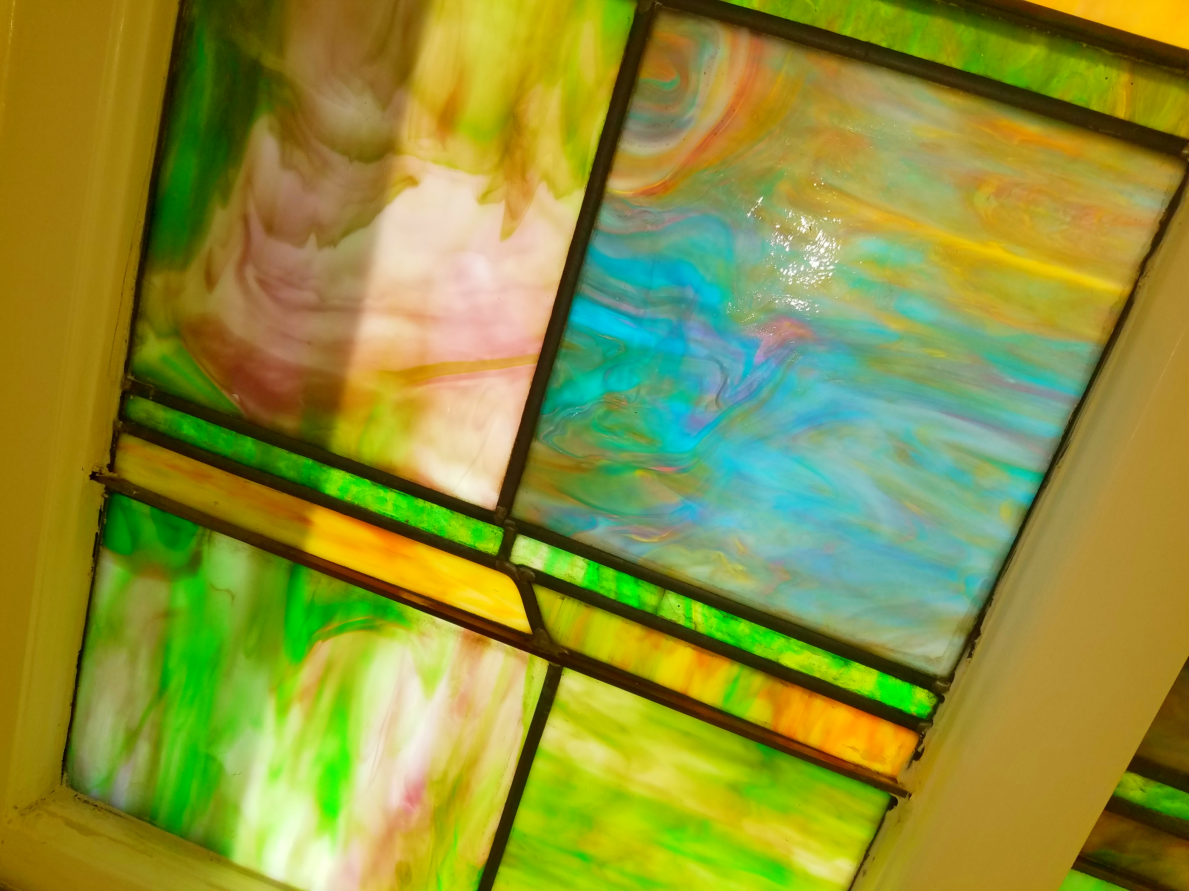 Stained Glass Inside 2