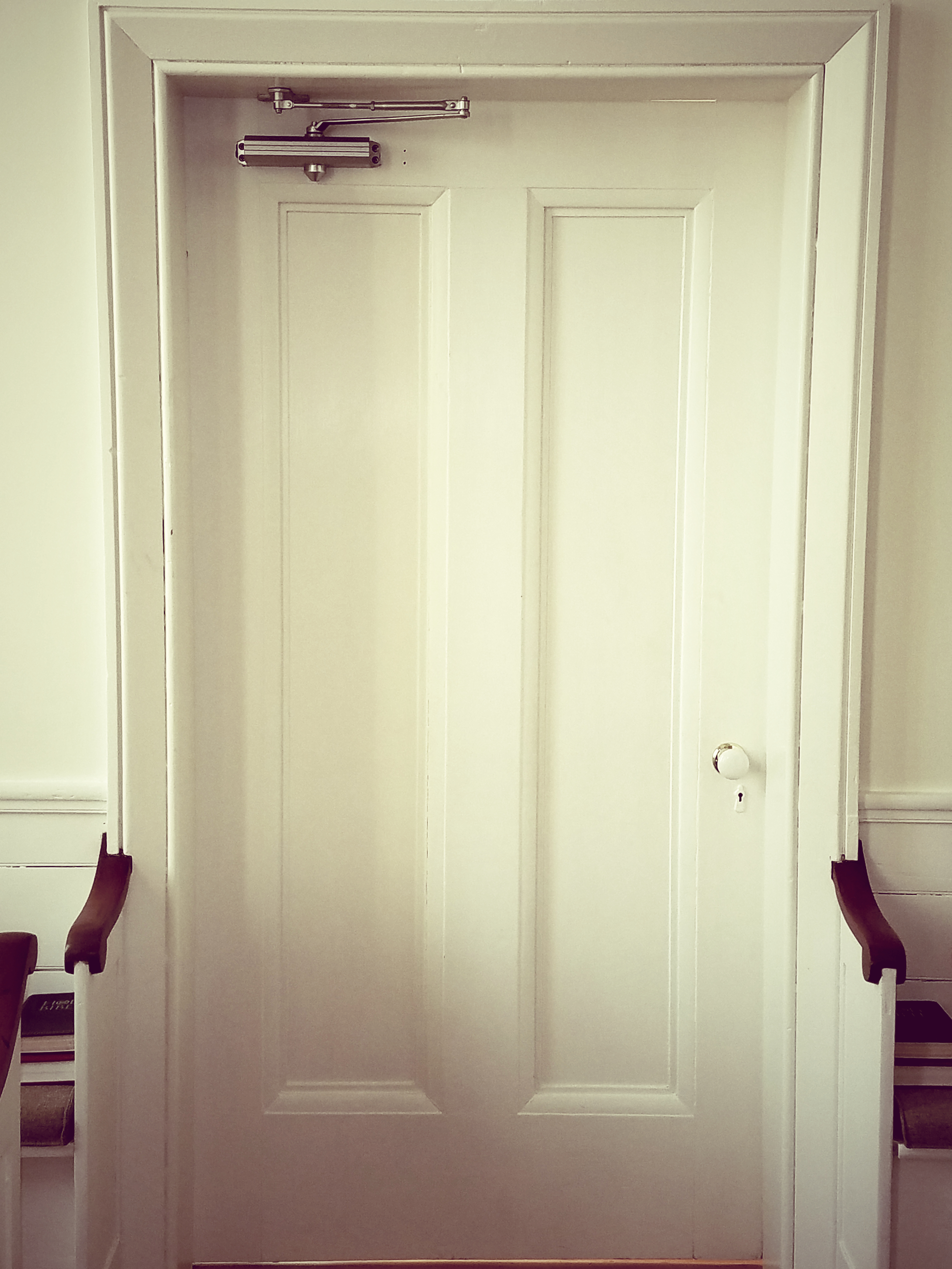 Sanctuary Back Door