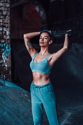 Alex, Fitness, London
