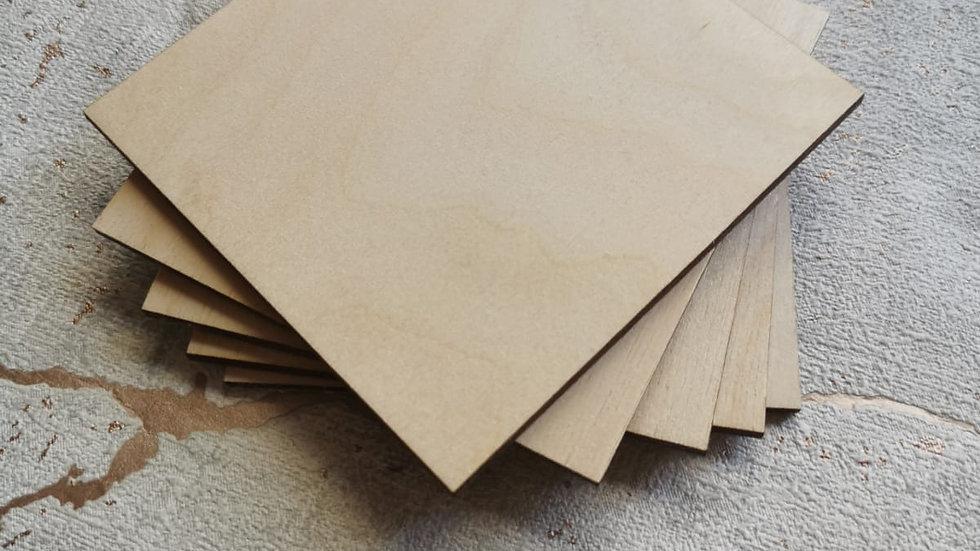 Craft Blanks - Square