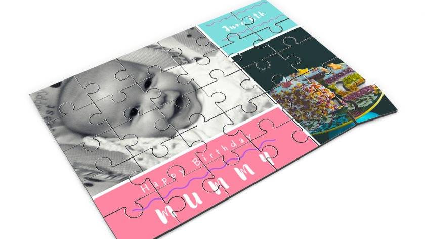 Custom Printed Jigsaw