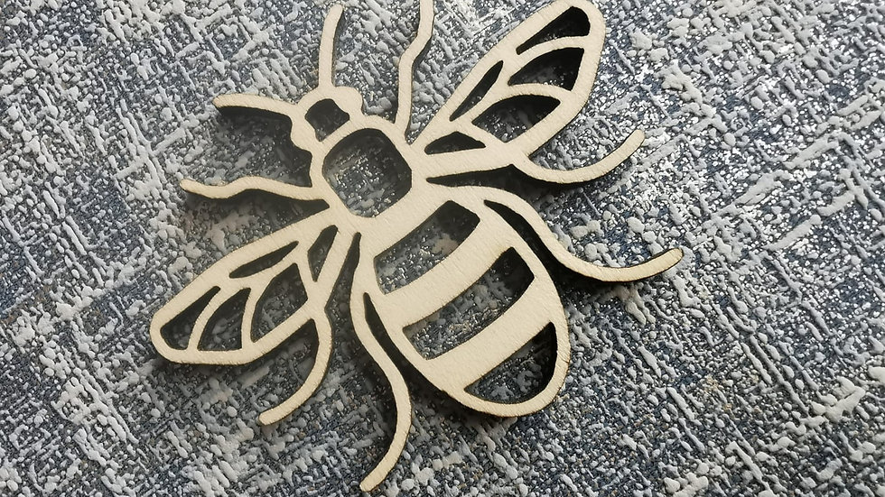 Craft Blanks - Bee