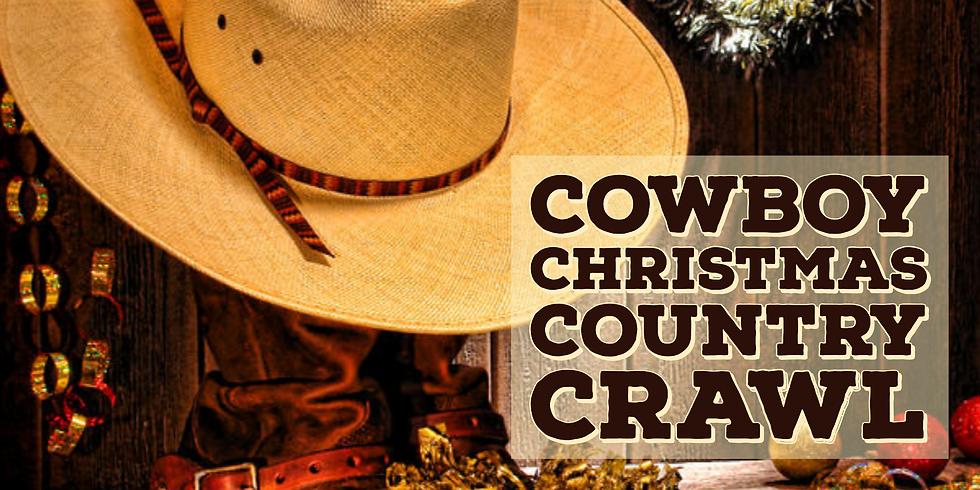 Country Bar Crawl - Cowboy Christmas