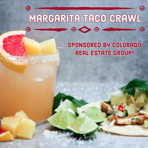 Marg & Taco Tour - Fri. March 1st