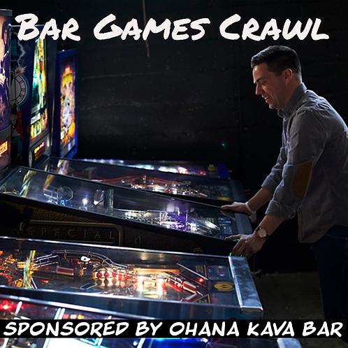 Dive Bar Crawl - Bar Games! May 11th