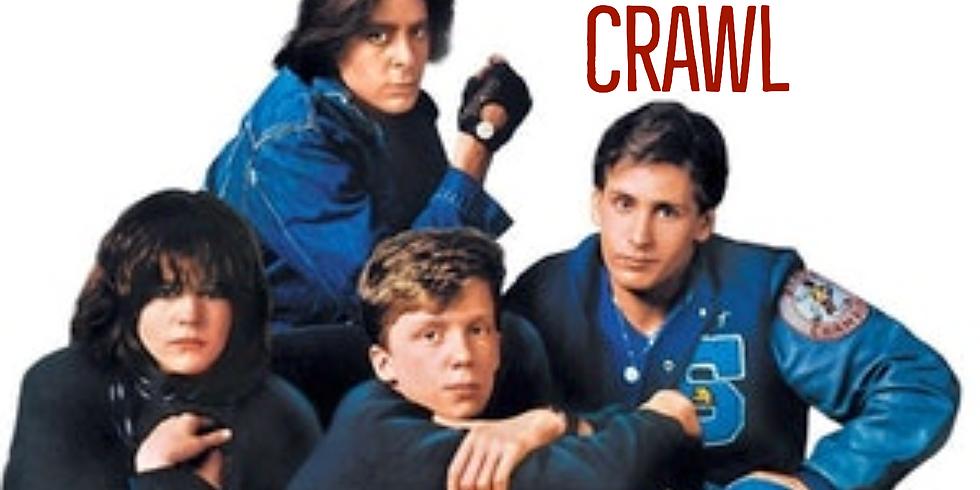 The Breakfast Club Brunch Crawl
