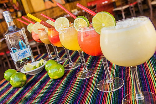 Marg & Taco Tour - National Margarita Day -  Fri. Feb. 22nd
