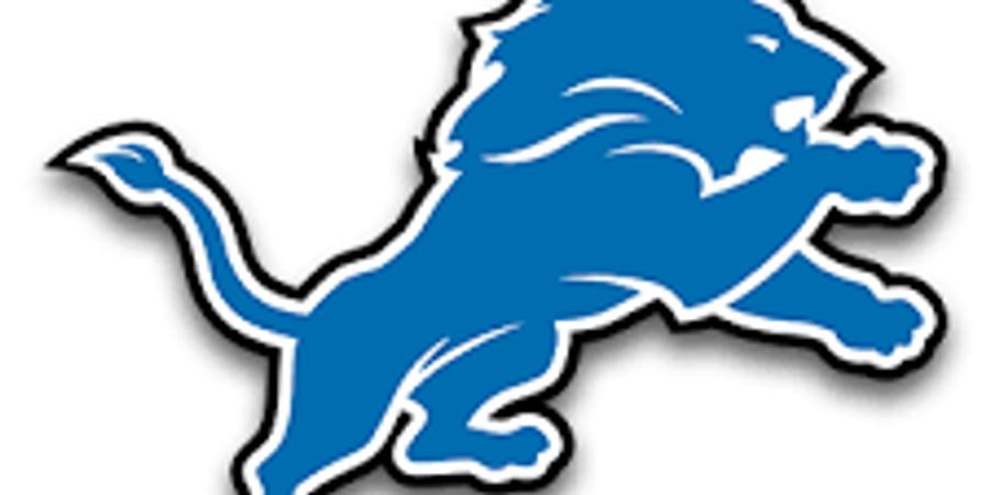 Detroit Lions Tailgating Party Bus