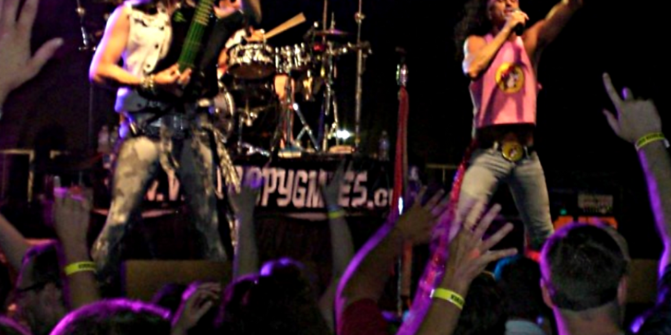 Live Music Bar Crawl
