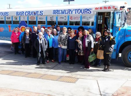 COS Senior Center Brunch on the Bus!
