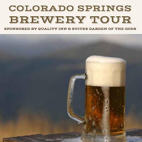 Colorado Springs Brewery Tour - Thursday Evenings