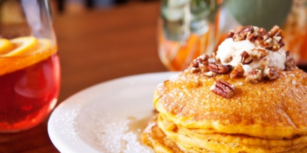 Brunch Crawl - Fall is Here!