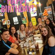 Birthdays ride free!