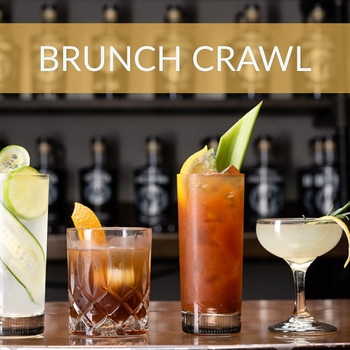 Sunday Funday Brunch Crawl - March 10th
