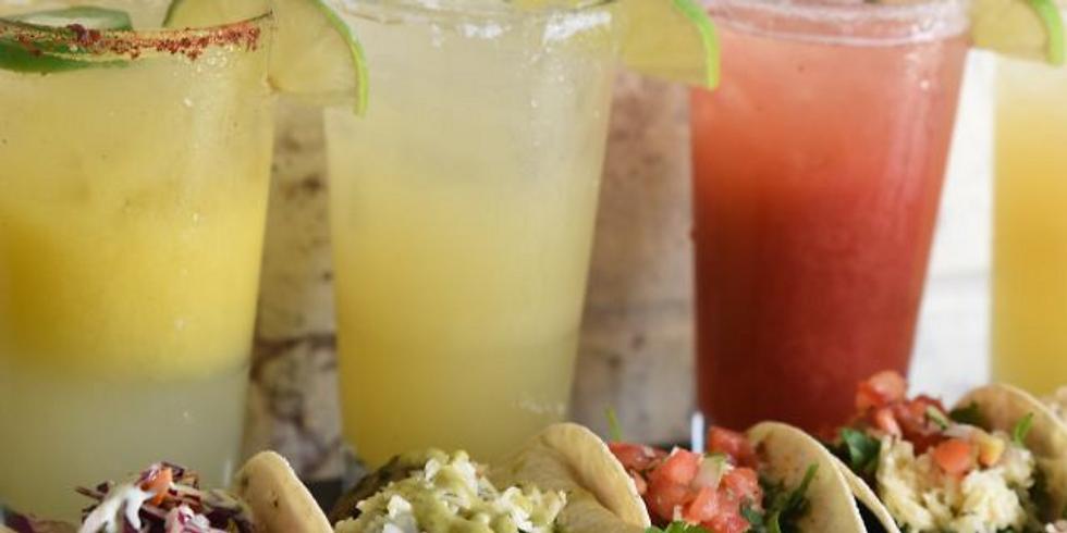 Margarita and Taco Crawl