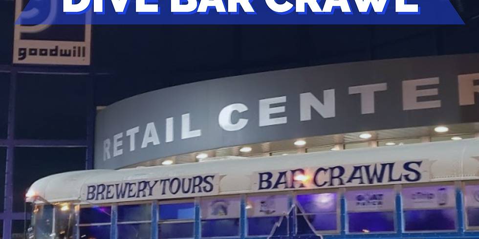 Dive Bar Crawl - 1st Stop a Thrift Shop!