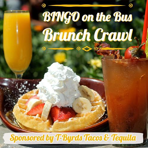 Brunch Crawl - Bingo on the Bus! June 9th