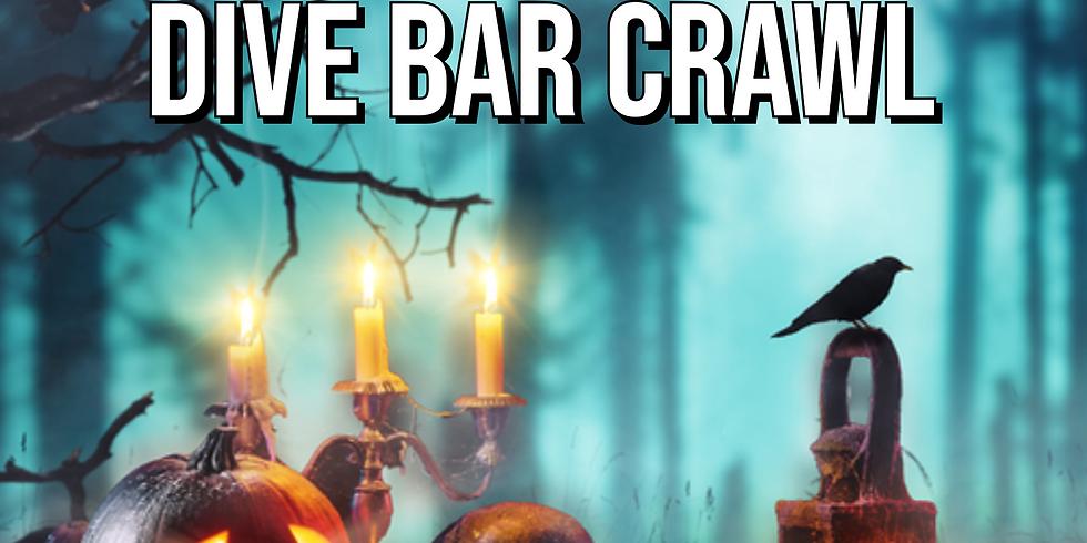 Halloween Night Dive Bar Crawl