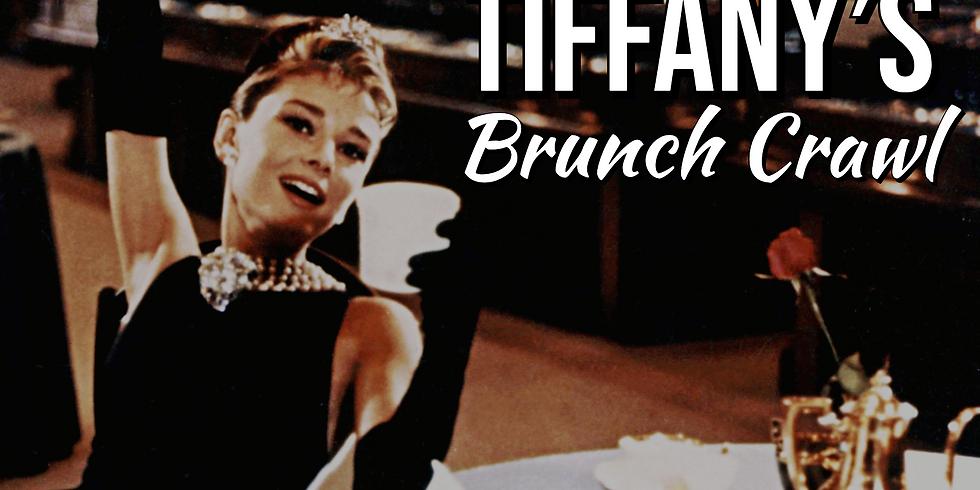 Breakfast at Tiffany's Brunch Crawl