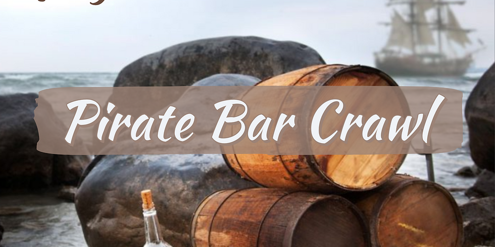 Pirate Bar Crawl - Why is the Rum Gone?! (1)