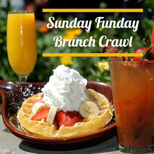 Sunday Funday Brunch Crawl - April 14th