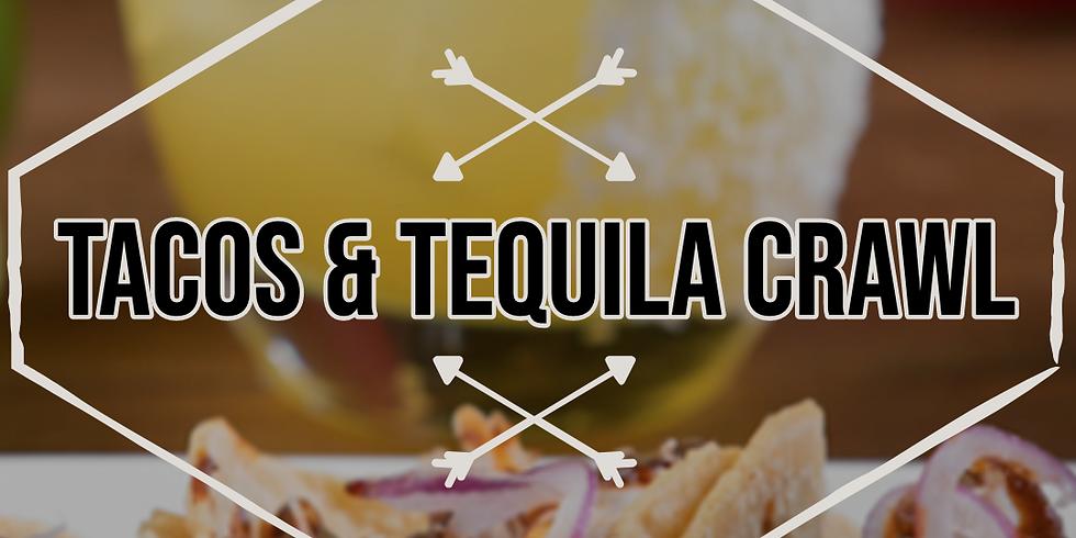 Tacos & Tequila Bar Crawl