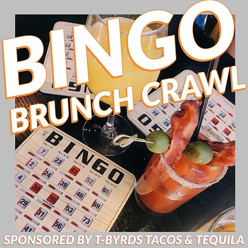 Brunch Crawl - Bingo on the Bus! July 21st